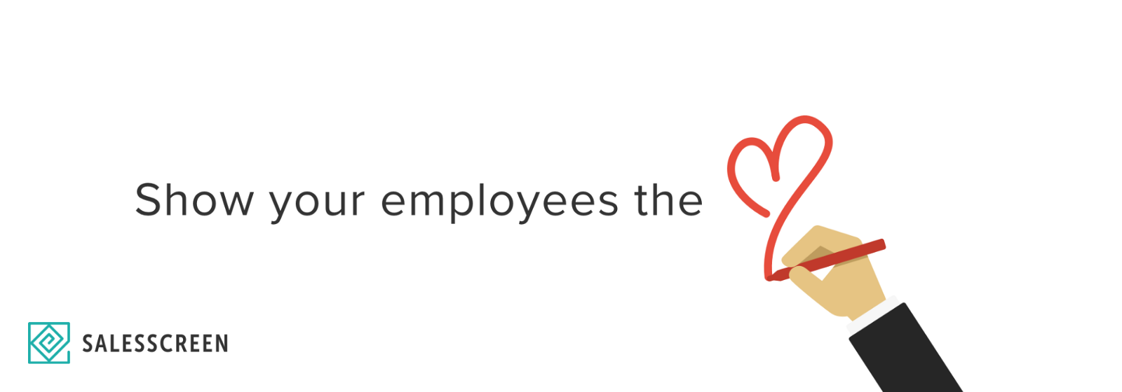 Show your employees the Love