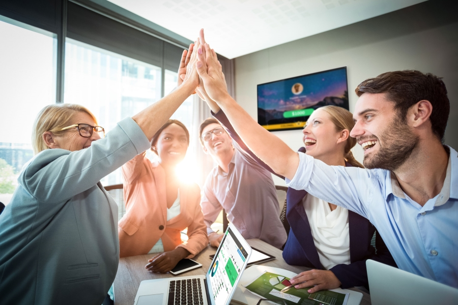 The Best Way to Celebrate Sales and Lead Generation