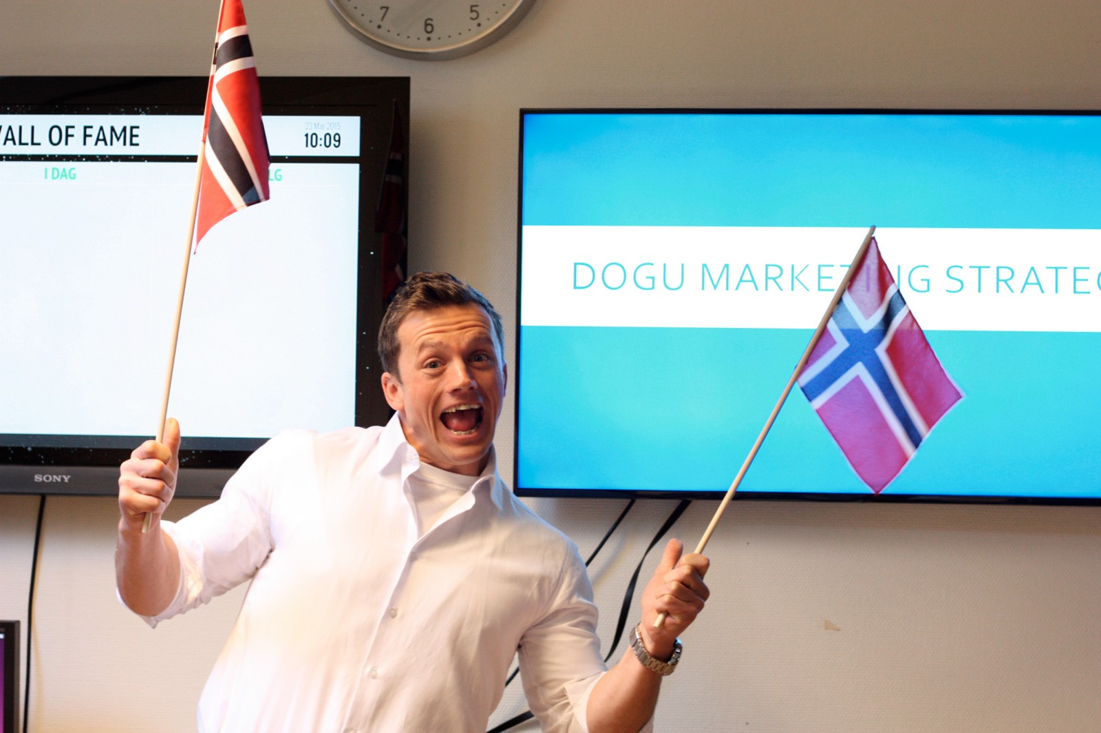 Beginning my Norwegian Adventure as Head of Marketing at Dogu