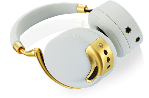 Parrot Zik Wireless Bluetooth Headphones
