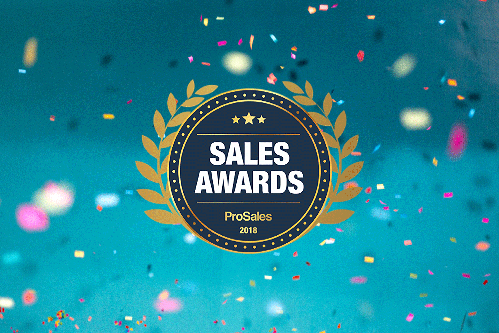 """SalesScreen Nominated for """"Best B2B Sales Tool 2018"""""""