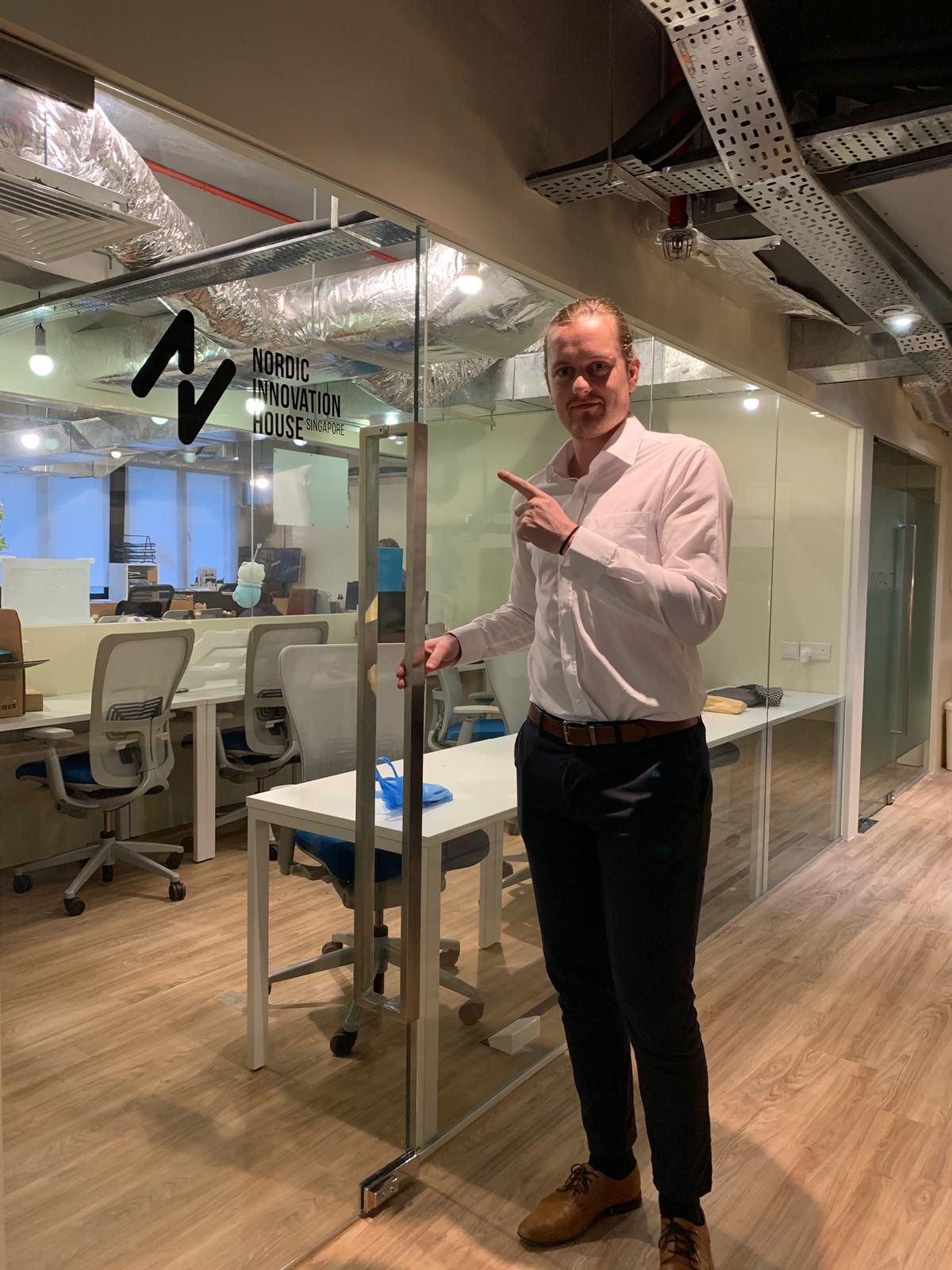 Welcome to SalesScreen's New Offices